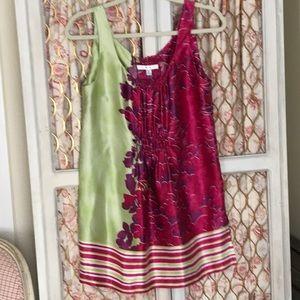 CAbi silk tunic
